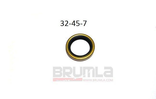 Simerink řetězového kolečka 32-45-7 HUSQVARNA TC125 14-16