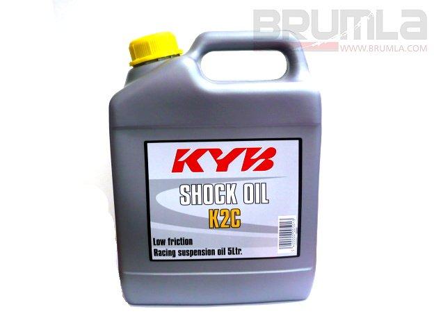 Olej do zadního tlumiče KAYABA 5L
