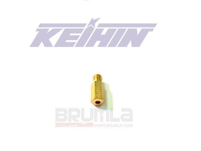 Hlavní trysky karburátoru Keihin 130