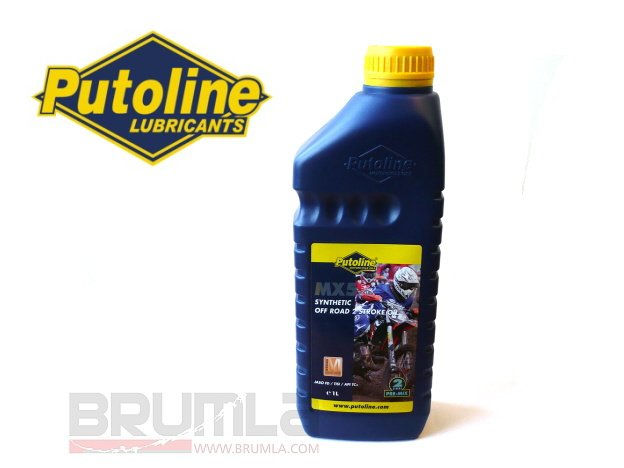 2T Olej do benzínu MX5 1l