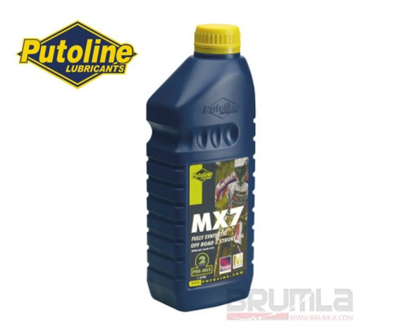 2T Olej do benzínu MX7 1l