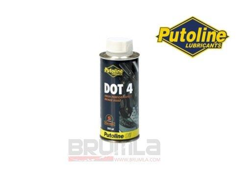 Brzdová kapalina DOT4 500ml