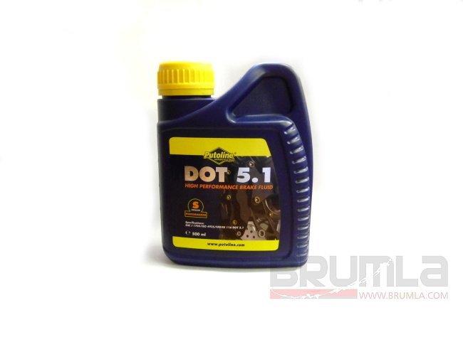 Brzdová kapalina DOT 5,1
