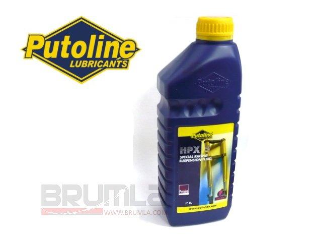 Olej do vidlic HPX 5 1l