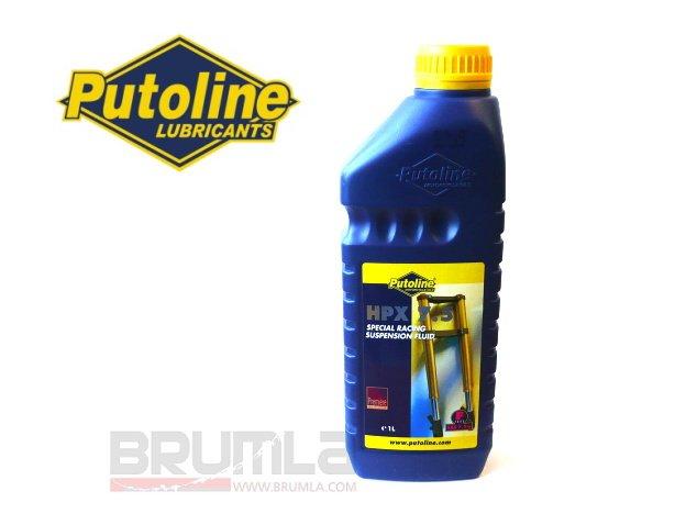 Olej do vidlic HPX 7,5 1l