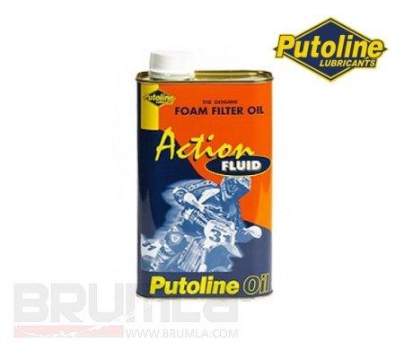 Olej na vzduchový filtr Action Fluid 1l