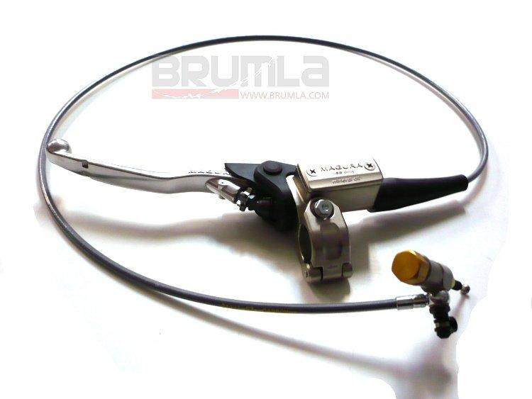 Hydraulická spojka KAWASAKI KX450F 06-08