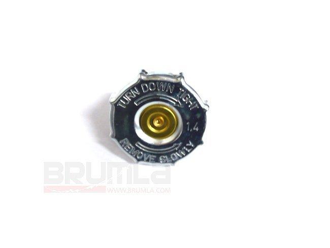 Zátka chladiče KTM od roku 2003- KTM 125SX 03-06