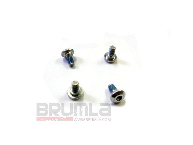Šrouby brzdového kotouče přední SUZUKI RM-Z250 07-16