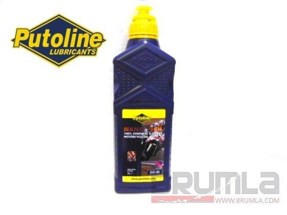 Olej Putoline NanoTech Road 5W-40 1L