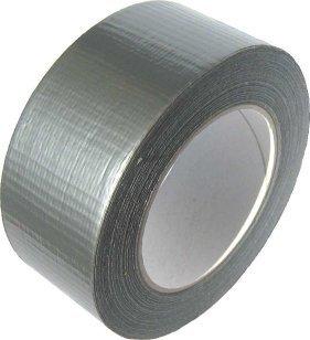 Lepící páska 48mmx25m Stříbrná