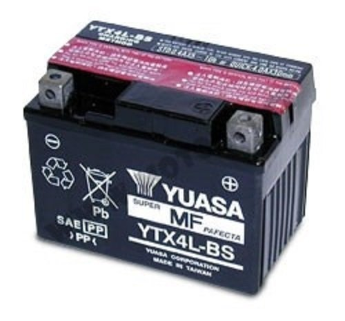 Bezúdržbová baterie YUASA KTM Freeride250R 14-16