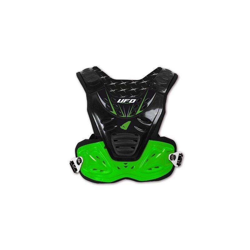 Chránič hrudi UFO Reactor2 zelený