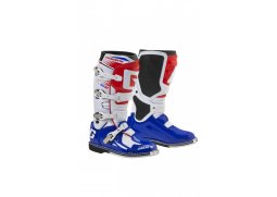 Boty GAERNE SG 10 white/blue/red