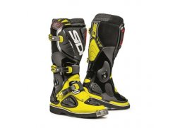 Boty SIDI STINGER yellow fluo/black