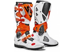 Boty SIDI CROSSFIRE 3 white/orange/black