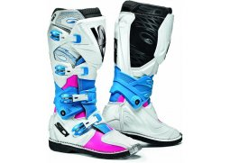 Boty SIDI X-3 LEI pink/white/light blue